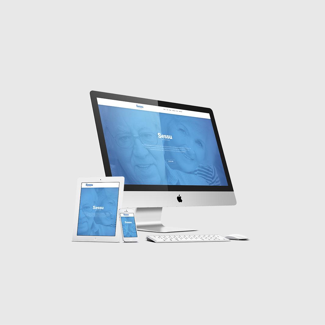Nettisivujen graafinen suunnittelu sekä toteutus. Rakennettu WordPressille, tietoturvaltaan paranneltuna. Sivut toimivat asiakkaan varsinaisen sivuston sisäsivuna, mutta silti itsenäisenä sivuna.