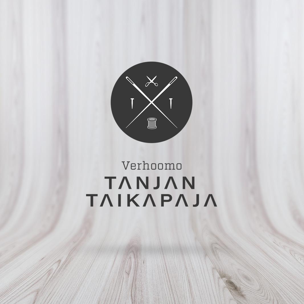 Verhoomo Tanjan Taikapalvelun logo.